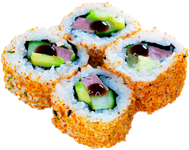 Foto Spicy Duck Roll