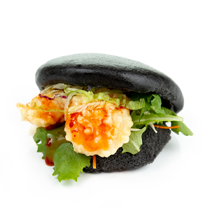Foto Black Chili Ebi Bao