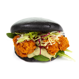 Foto Black Chicken Bao